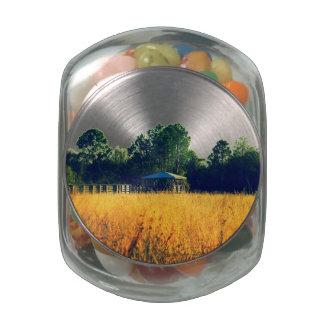 Highlands Hammock Glass Jar