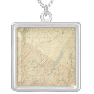 Highlands of New Jersey 2 Silver Plated Necklace