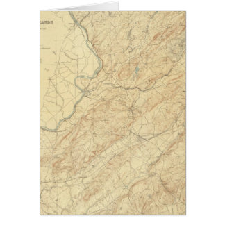 Highlands of New Jersey Greeting Card