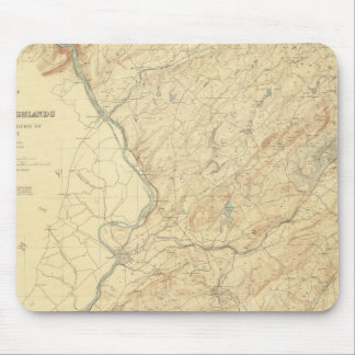 Highlands of New Jersey Mouse Pad