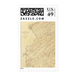 Highlands of New Jersey Postage Stamps