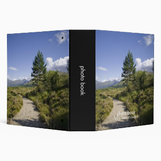 Highlands • Photo Book 3 Ring Binders