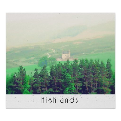 Highlands Posters