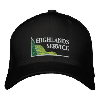 Highlands Service - Show Me Your Junk Hat Embroidered Hat