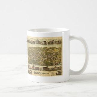 Highlandville Massachusetts (1887) Mugs