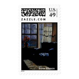 Highlights in a Dark Room Stamp