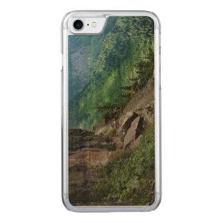 Highline Trail Glacier National Park Montana Carved iPhone 7 Case
