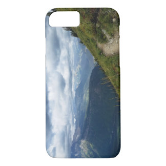 Highline Trail Glacier National Park Montana.= iPhone 7 Case