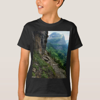 Highline Trail Glacier National Park Montana T-Shirt