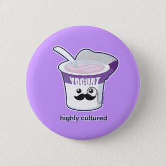 Highly Cultured Button