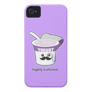 Highly Cultured Case-Mate iPhone 4 Cases