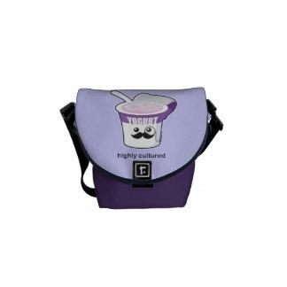 Highly Cultured Messenger Bag