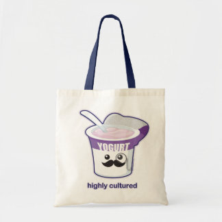 Highly Cultured Tote Bag