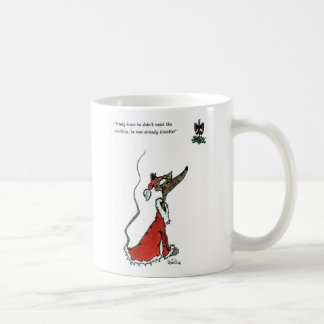 Highly kissable Monty Coffee Mug