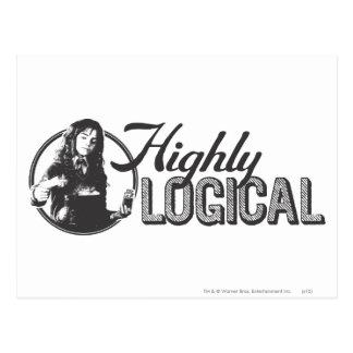 Highly Logical Postcards