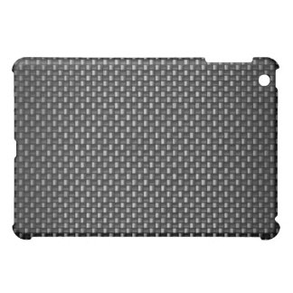 Highly Realistic Carbon Fiber Textured Cover For The iPad Mini
