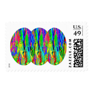HighPark three  rounds Postage Stamps