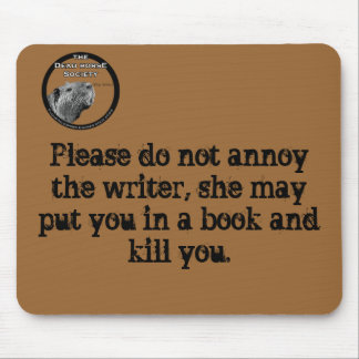 highres_6541465, no molestan por favor al escritor alfombrillas de ratones