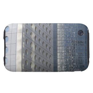 Highrise, Hong Kong, China iPhone 3 Tough Case