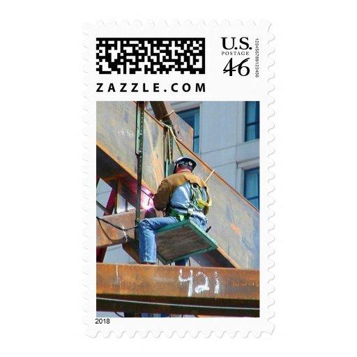 Highrise Welder Stamps