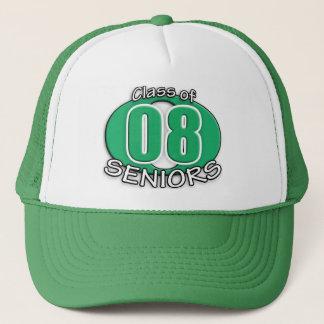 Highschool 2008 Grad Year Trucker Hat