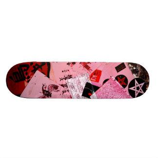 Highschool History Skateboard Deck