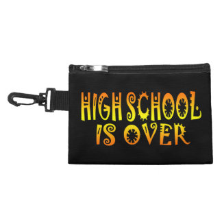 Highschool Is Over Accessory Bag