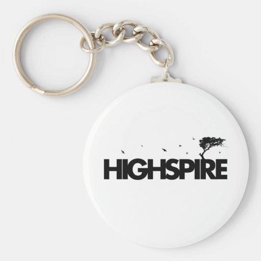 """Highspire """"Flight"""" Keychain"""