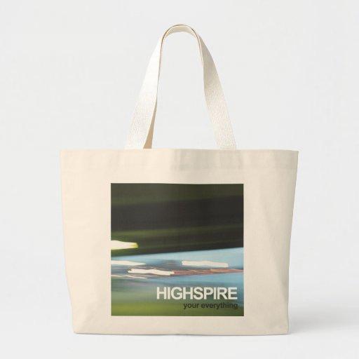 "Highspire ""su todo"" empaqueta bolsa"