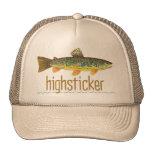 Highsticker - Fly Fishing Trucker Hat
