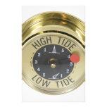 HighTideMeter120709 copy Personalized Stationery