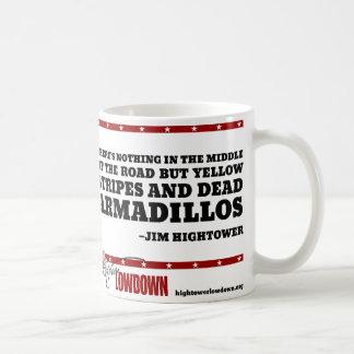 Hightower Lowdown: Nothing in the middle (Mug) Coffee Mug