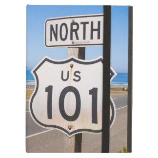 Highway 101 North Cover For iPad Air