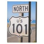 Highway 101 North iPad Case