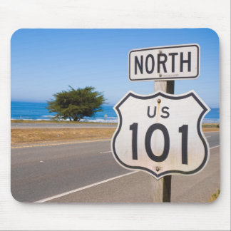 Highway 101 North Mouse Pad