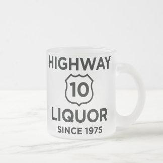Highway 10 Liquor Coffee Mug