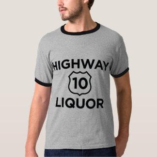 Highway 10 Liquor T-Shirt