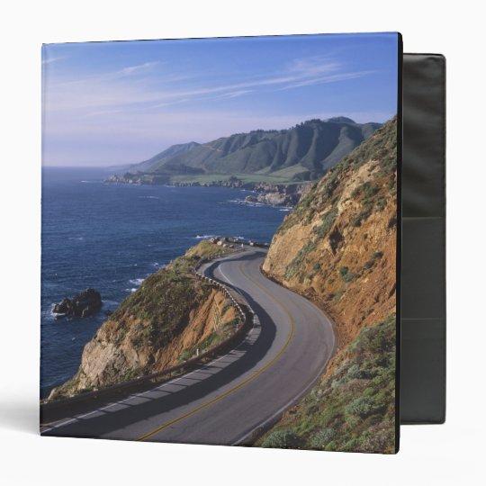Highway 1 along the California Coast near Binder