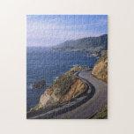 """Highway 1 along the California Coast near Jigsaw Puzzle<br><div class=""""desc"""">Highway 1 along the California Coast near Carmel � Greg Probst / DanitaDelimont.com</div>"""
