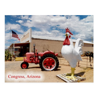Highway 89...Ol' Trading Post.. Postcard