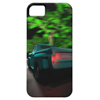 Highway and American van iPhone 5 Case