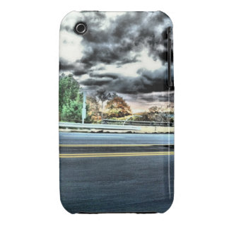 Highway Blur iPhone Case iPhone 3 Case-Mate Cases