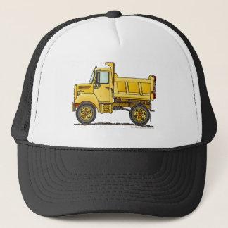 Highway Dump Truck Construction Hats