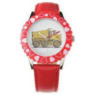 Highway Dump Truck Watch
