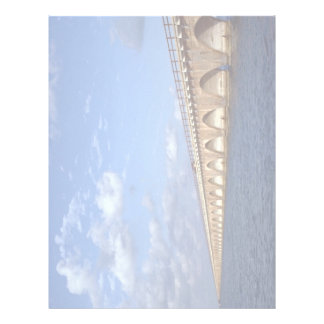 Highway, Florida, USA Customized Letterhead
