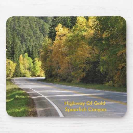 Highway Of Gold                  ... Mouse Pad