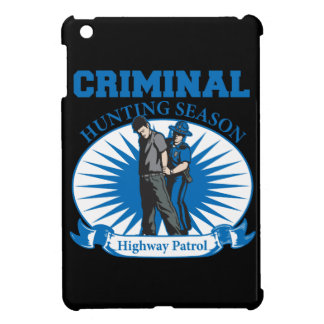 Highway Patrol Criminal Hunting Season Case For The iPad Mini