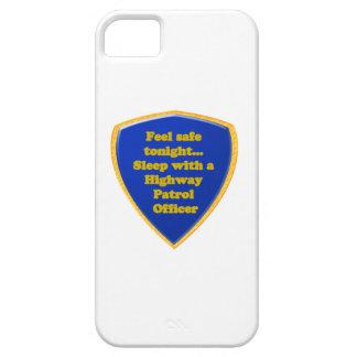 Highway Patrol Officer iPhone SE/5/5s Case