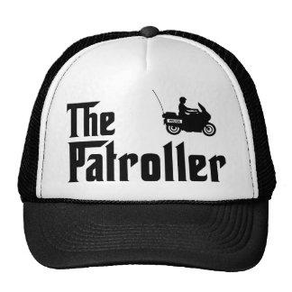 Highway Patrol Police Trucker Hat