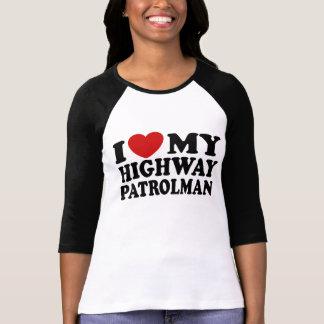 Highway Patrolman T-Shirt